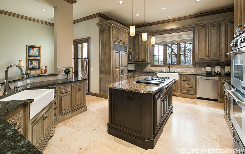 Real Estate Photography of Kitchen