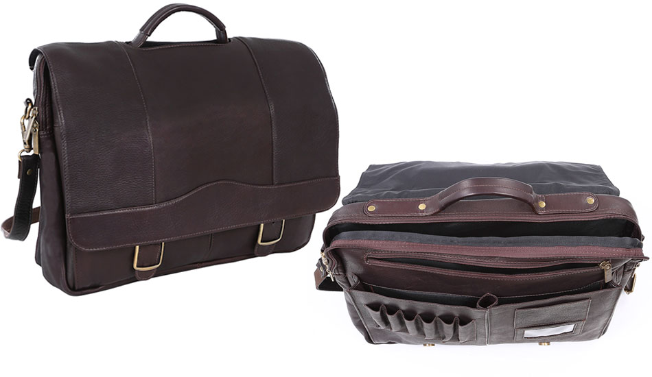 OLife Photography dual leather bags.