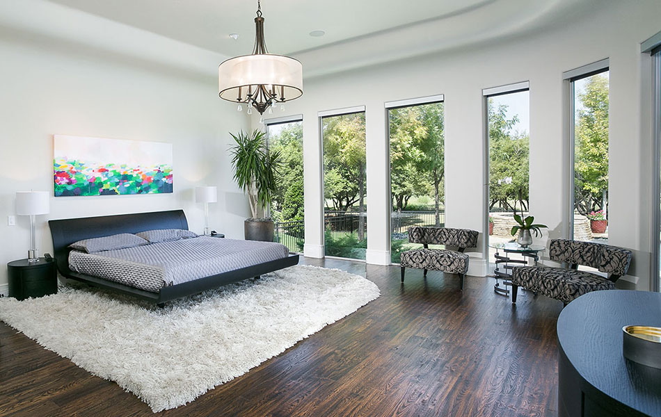 Luxury Home Master Bed