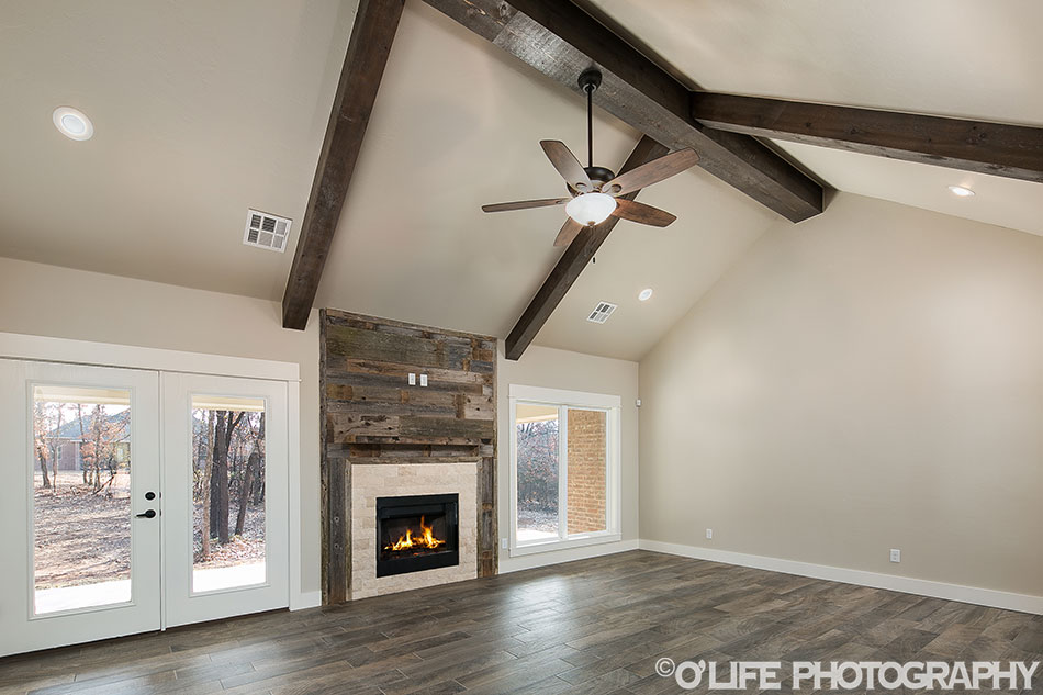 New Home Photo of Living Room In Guthrie.
