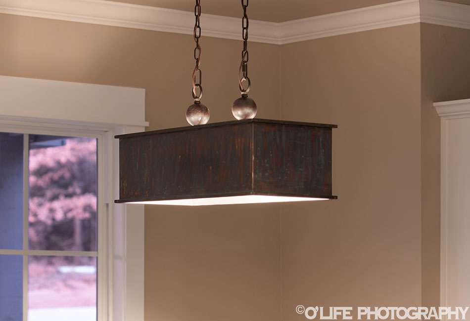 New Home Photo of Dining Light In Guthrie.