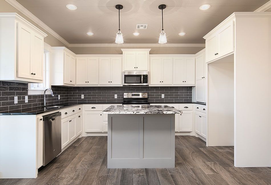 New Home Photo of Kitchen in Guthrie.