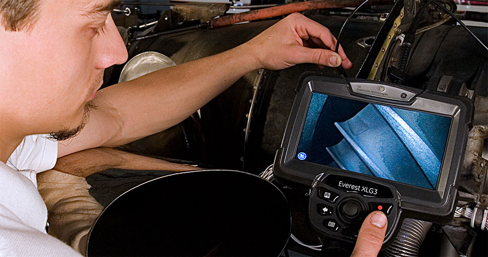 Aircraft Scope In Use