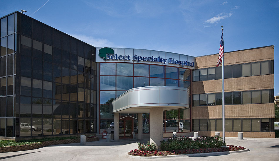 Select Specialty Hospital Front