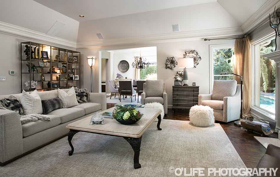 OKC Interior Design Living Room