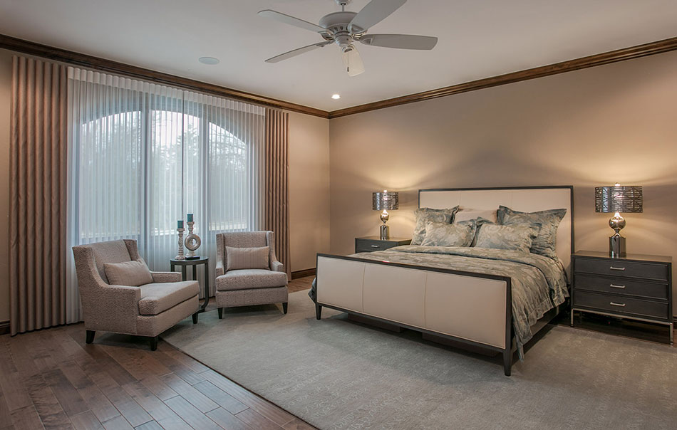 Master Bed Interior Design OLife Photography